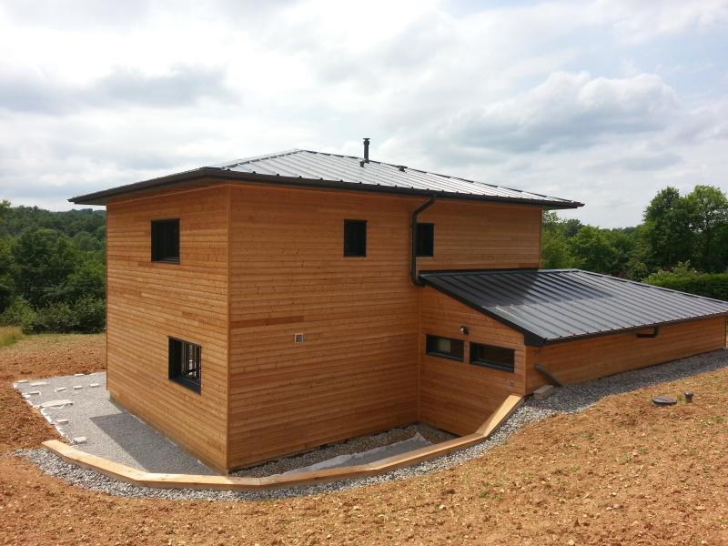Constructeur en Nouvelle Aquitaine de maison ossature bois