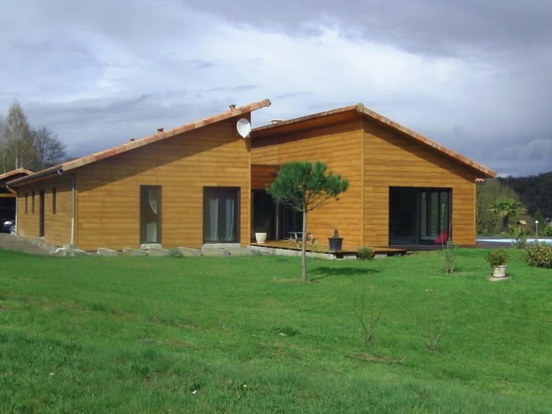 Construction de maison ossature bois en Nouvelle Aquitaine